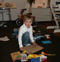 Pauls Geburtstag 2009