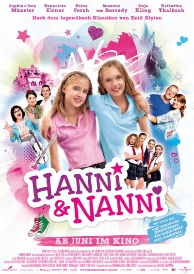 Hanni und Nanni kommt am 17. Juni in die Kinos