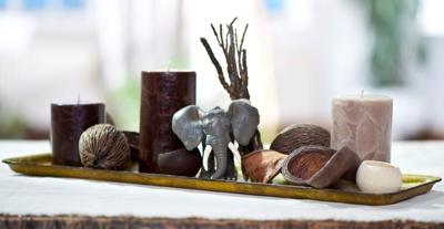 afrikanische deko selber basteln ~ herbilgi - Wohnzimmer Deko Afrika