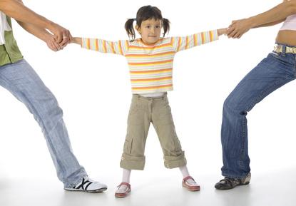 Nach der Trennung: Rechte unverheirateter Väter