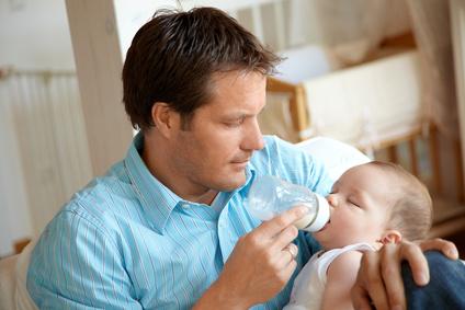 Ein gutes Signal: Mehr Väter nehmen Elterngeld