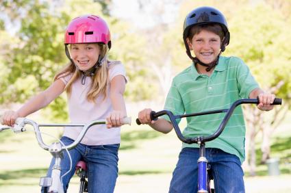 Kein Fahrrad ohne Helm © istock.com