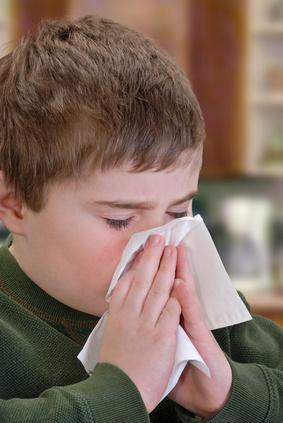 Aus dem Alltag mit einem allergiekranken Kind © Bronwyn Photo - Fotolia.com