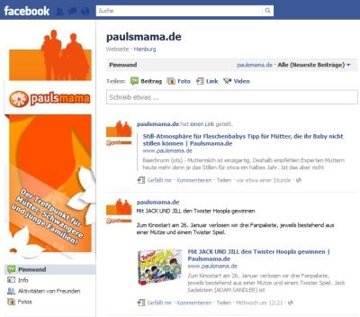PaulsmamaFacebook