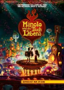 Kinostart: MANOLO UND DAS BUCH DES LEBENS