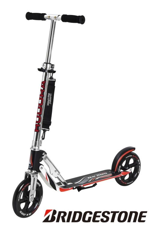 """""""Sicher zur Schule"""": So wird die Vorbereitung auf den Schulweg zum Kinderspiel - Mit Bridgestone einen Hudora Roller gewinnen"""
