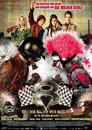 DIE RACHE DER NITROS - Ab 29.10. im Kino