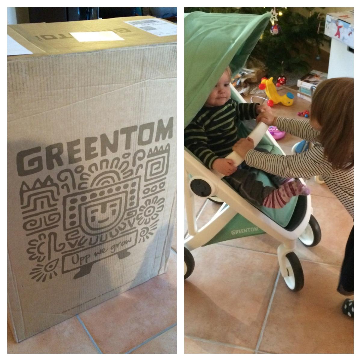 Im Test: der neue Greentom Upp Classic