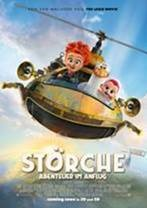 Kinostart von Störche – Abenteuer im Anflug am 27. Oktober